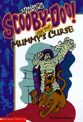 Image for SCOOBY DOO AND THE MUMMY'S CURSE