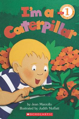 Image for I'm a Caterpillar (Scholastic Reader Level 1)