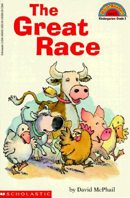 Image for Great Race, The (level 2) (Hello Reader, Level 2)