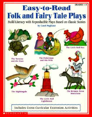 Image for Easy-to-Read Folk and Fairy Tale Plays (Grades 1-3)