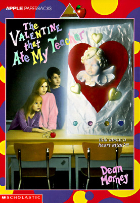Image for The Valentine That Ate My Teacher