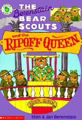 Image for The Berenstain Bear Scouts and the Humungous Pumpkin (#1);  in the Giant Bat Cave (#2); and the Ripoff Queen; The Berenstain Bear Scouts and the Evil Eye; The Berenstain Bear Scouts Meet Big Paw(#3) (3 books)