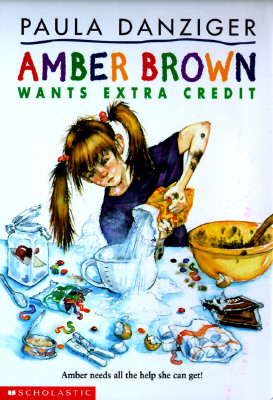 Image for Amber Brown Wants Extra Credit (Amber Brown)