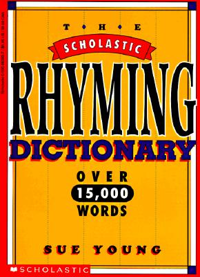 Image for Scholastic Rhyming Dictionary