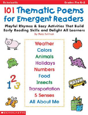 Image for 101 Thematic Poems for Emergent Readers (Grades PreK-2)