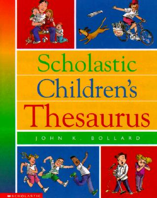 Image for Scholastic Children's Thesaurus (Scholastic Reference)