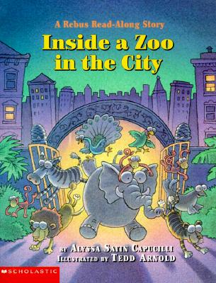 Image for Inside a Zoo in the City (A Rebus Read-Along Story)