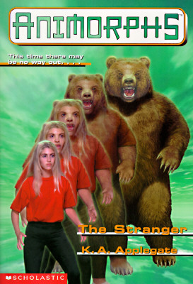 Image for The Stranger (Animorphs, No. 7)