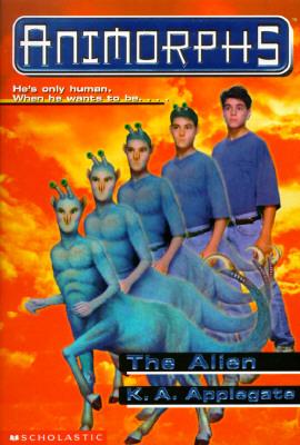 Image for The Alien (Animorphs) (Animorphs)