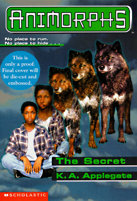 Image for The Secret (Animorphs #9)