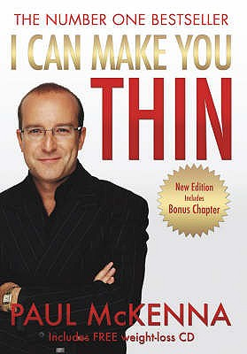 I Can Make You Thin (New Edition - Book & Cd) (Paperback), PAUL MCKENNA