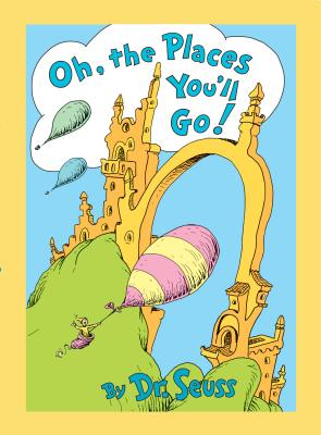 Image for OH, THE PLACES YOU'LL GO! LENTICULAR EDITION