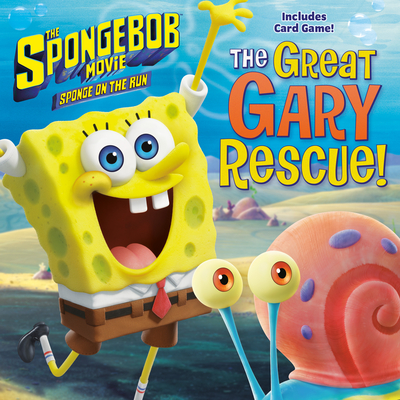 Image for GREAT GARY RESCUE (SPONGEBOB SQUAREPANTS)