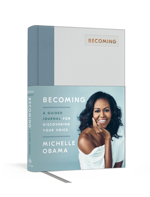 Image for Becoming: A Guided Journal for Discovering Your Voice