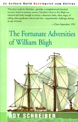 Image for The Fortunate Adversities of William Bligh