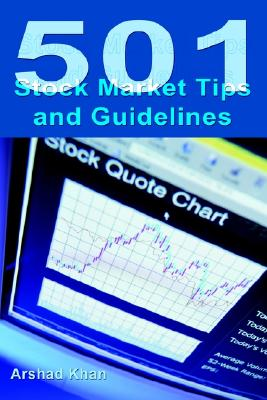 Image for 501 Stock Market Tips and Guidelines