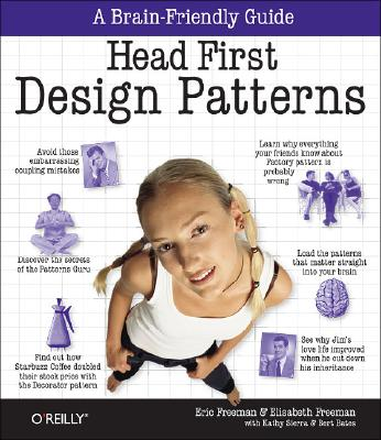 Image for Head First Design Patterns: A Brain-Friendly Guide
