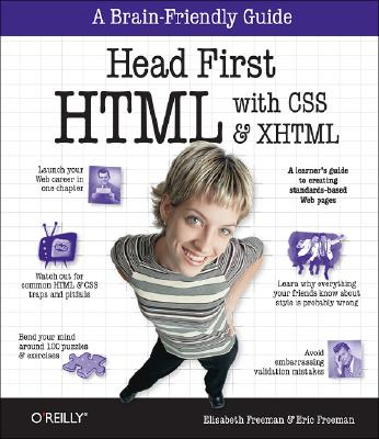 Image for Head First Html With CSS & XHTML