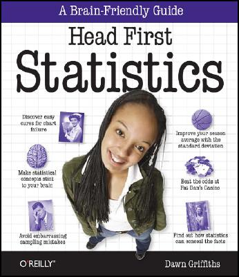 Head First Statistics, Dawn Griffiths