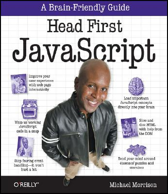 Image for Head First JavaScript
