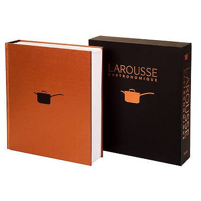 Image for New Larousse Gastronomique