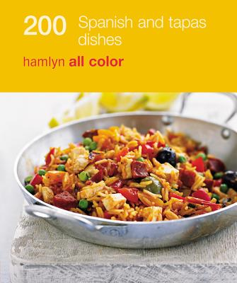 Image for 200 Spanish and Tapas Dishes
