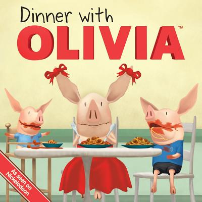 Dinner With Olivia (Turtleback School & Library Binding Edition), Sollinger, Emily