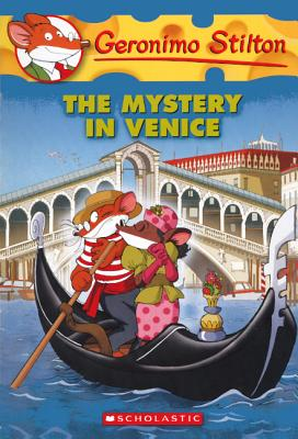 Image for The Mystery In Venice (Turtleback School & Library Binding Edition) (Geronimo Stilton)