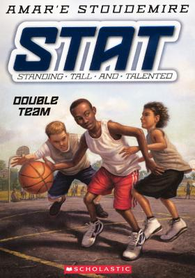 Double Team (Turtleback School & Library Binding Edition) (STAT: Standing Tall and Talented), Stoudemire, Amar'e
