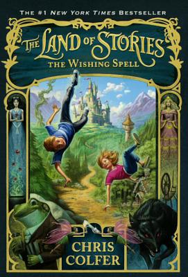 The Wishing Spell (Turtleback School & Library Binding Edition) (Land of Stories), Colfer, Chris