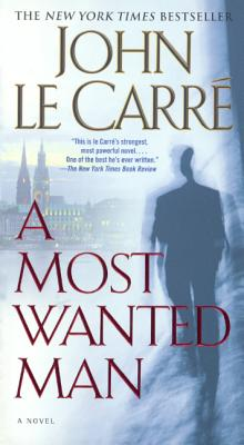 Image for A Most Wanted Man (Turtleback School & Library Binding Edition)