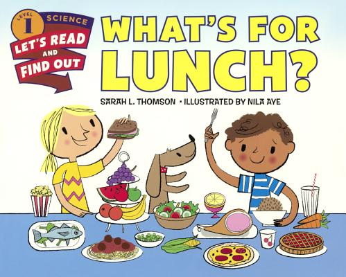 Image for What's For Lunch? (Turtleback School & Library Binding Edition) (Let's-read-and-find-out Science Level 1)