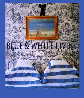 Image for Blue and White Living