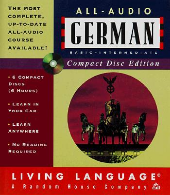 Image for All-Audio German CD (LL(R) All-Audio Courses)