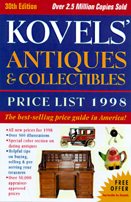 Image for Kovels' Antiques & Collectibles Price List - 30th Edition