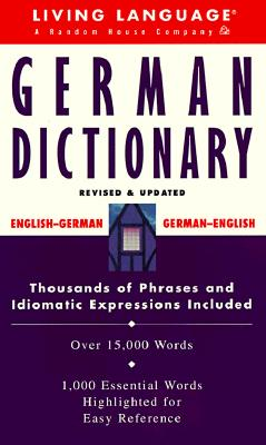 Image for Basic German Dictionary (LL(R) Complete Basic Courses)