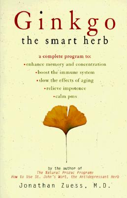 Image for Ginkgo: The Smart Herb