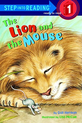 The Lion And The Mouse (Turtleback School & Library Binding Edition) (Step Into Reading: (Early Pb)), Herman, Gail
