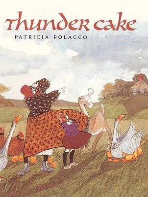 Thunder Cake (Turtleback School & Library Binding Edition), Polacco, Patricia