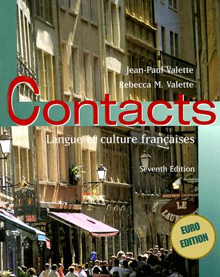 Image for Contacts: Langue et culture francaises