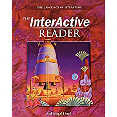 Image for The Interactive Reader (The Language of Literature) [Paperback]  by