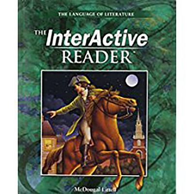The InterActive Reader (Language of Literature, Grade 8)