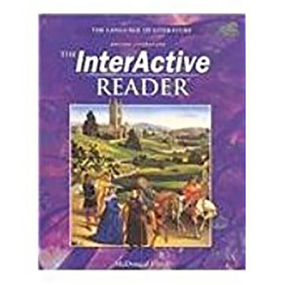 Image for McDougal Littell Language of Literature: The InterActive Reader Grade 12