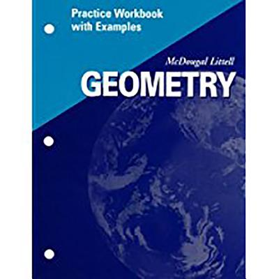 Image for Geometry: Practice Workbook With Examples