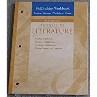 Image for Language of Literature Skill Builder Workbook Level 1