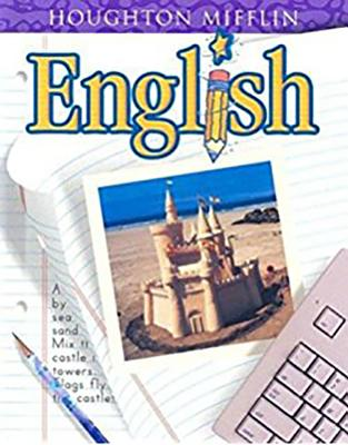 Image for Houghton Mifflin English: Student Edition Grade 3 2001