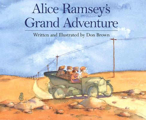 Image for Alice Ramsey's Grand Adventure