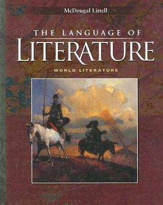 Image for Language of Literature: World Literature (McDougal Littell Language of Literature)