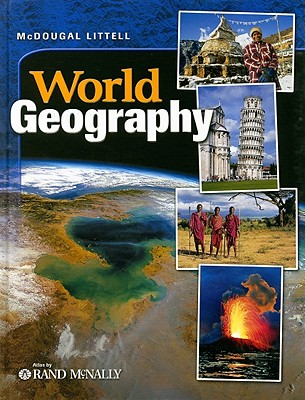 Image for McDougal Littell World Geography: Student Edition Grades 9-12 2003