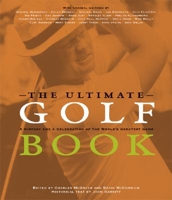 Image for ULTIMATE GOLF BOOK: A History and a Celebration